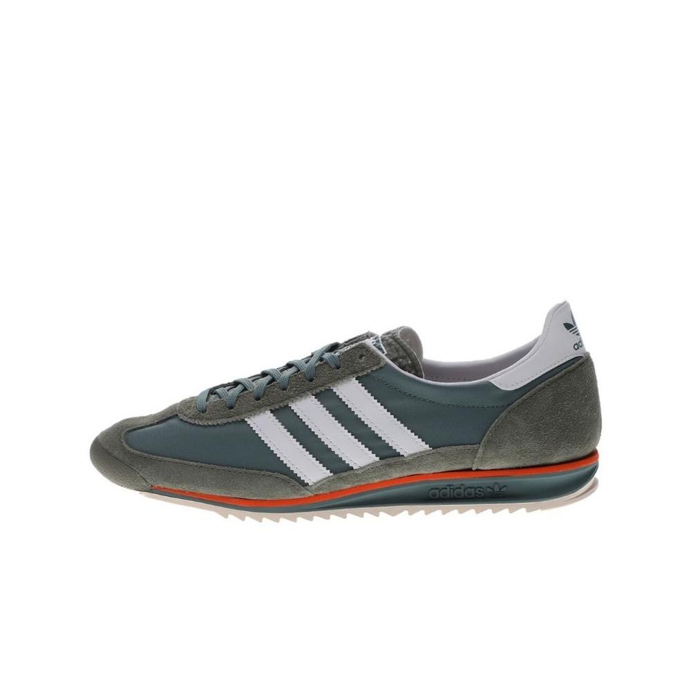 adidas Originals – Ανδρικά sneakers adidas Originals EG5198 SL 72 πράσινα λευκά