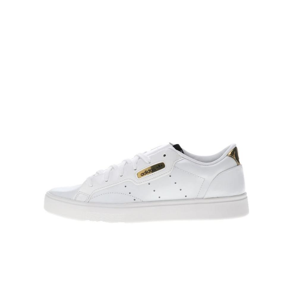 adidas Originals – Γυναικεία sneakers adidas Originals SLEEK W λευκά