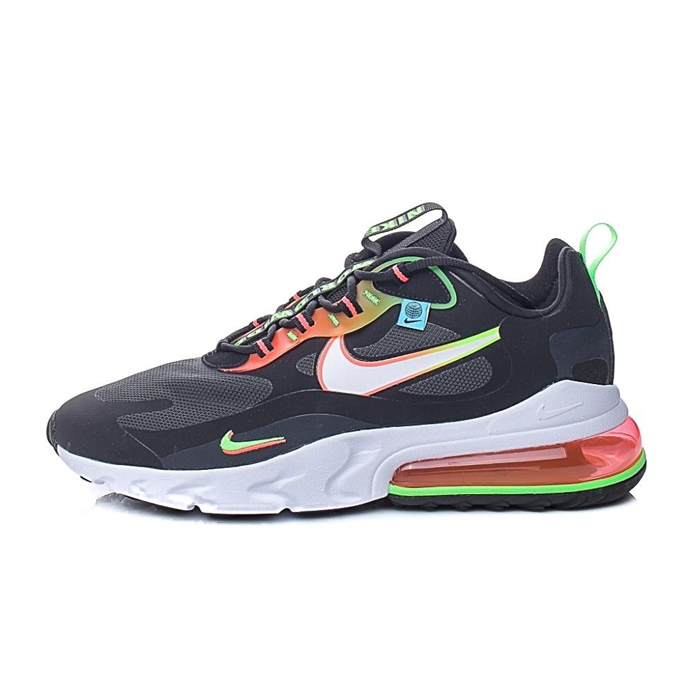 NIKE – Ανδρικά αθλητικά παπούτσια AIR MAX 270 REACT μαύρα
