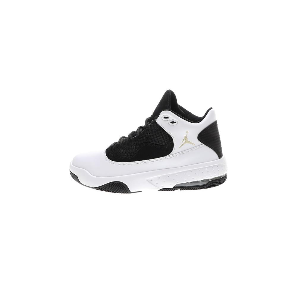 NIKE – Ανδρικά παπούτσια basketball NIKE JORDAN MAX AURA 2 λευκά μαύρα