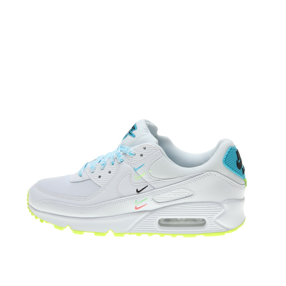 NIKE – Γυναικεία παπούτσια NIKE AIR MAX 90 WW λευκά