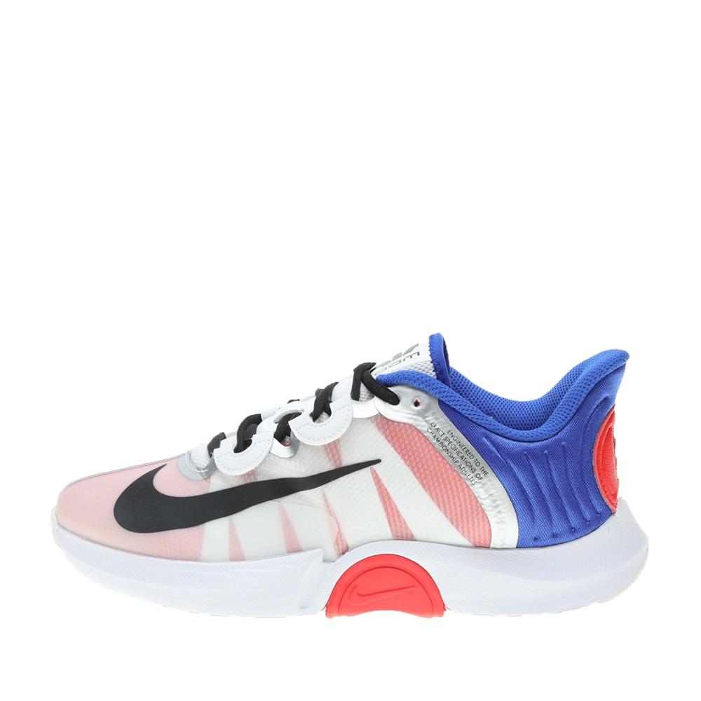 NIKE – Γυναικεία παπούτσια tennis NIKE AIR ZOOM GP TURBO λευκα