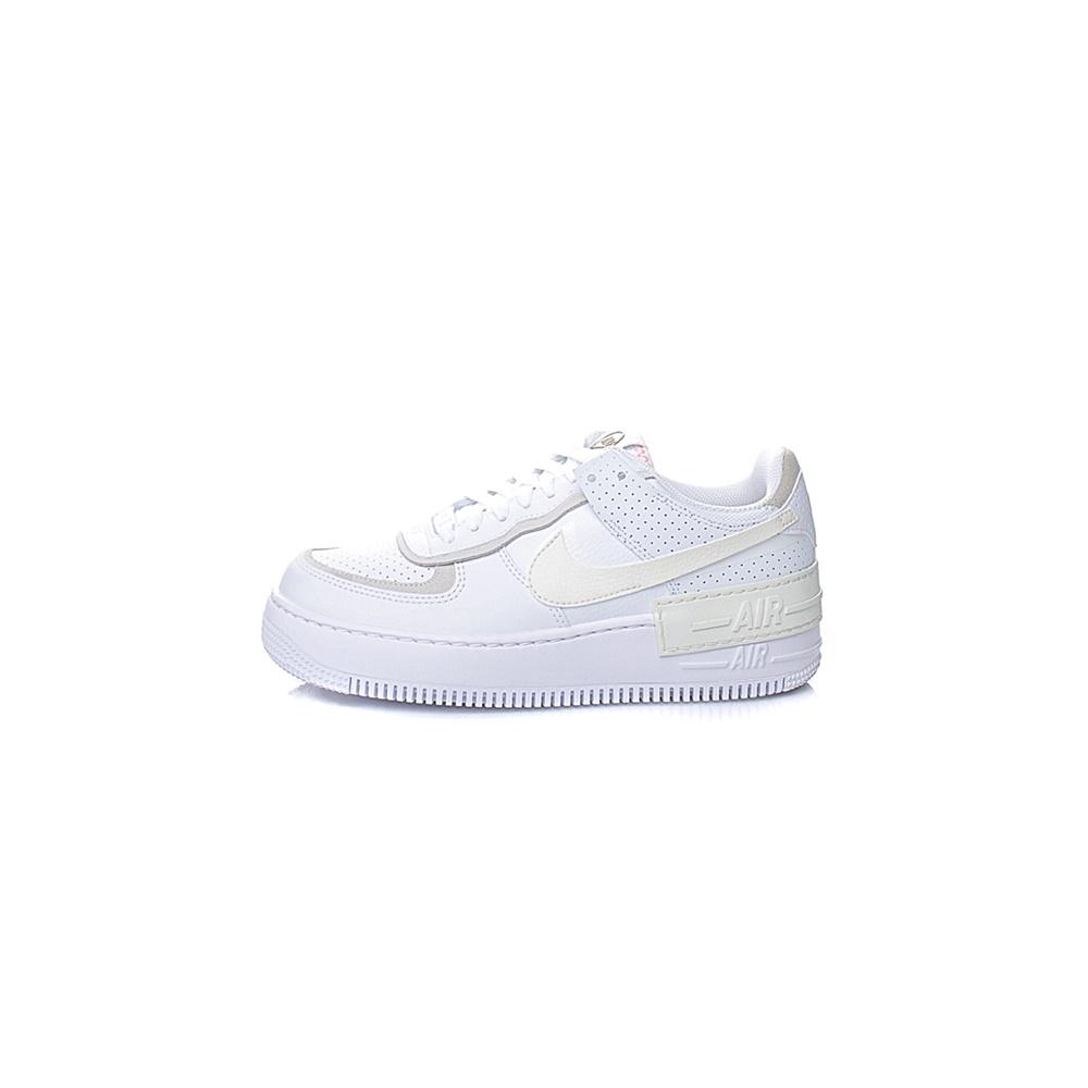 NIKE – Γυναικεία αθλητικά παπούτσια NIKES NIKE AF1 SHADOW λευκά