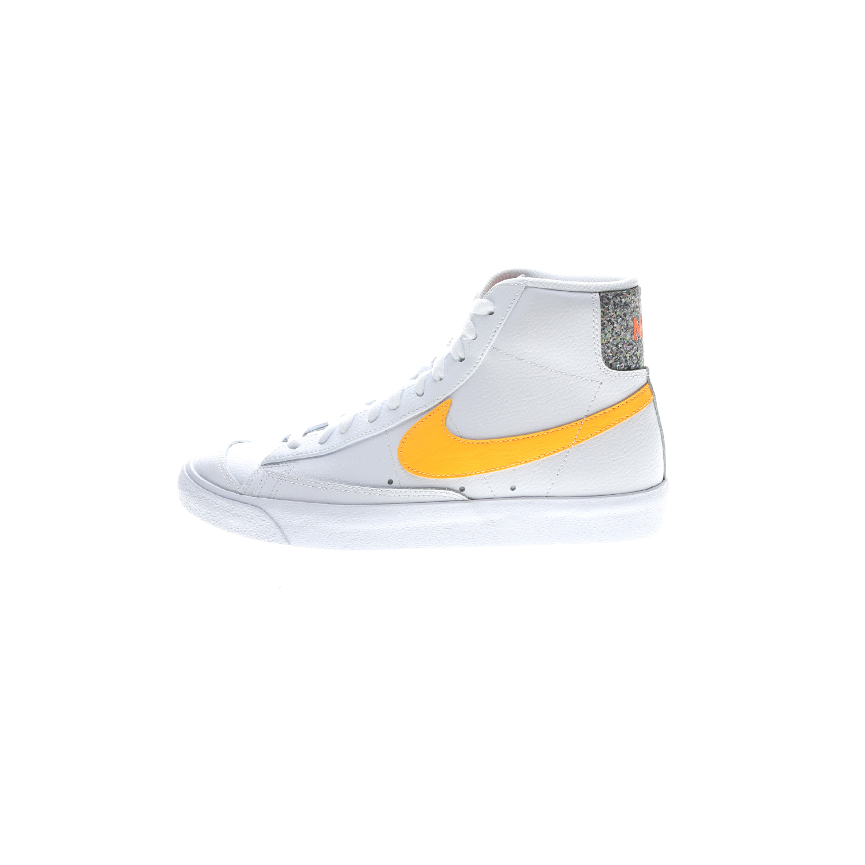 NIKE – Ανδρικά παπούτσια basketball NIKE BLAZER MID '77 λευκά κίτρινα