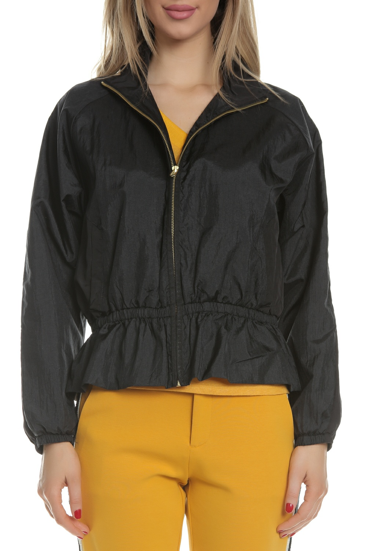 SCOTCH & SODA - Γυναικείο ελαφρύ jacket SCOTCH & SODA μαύρο