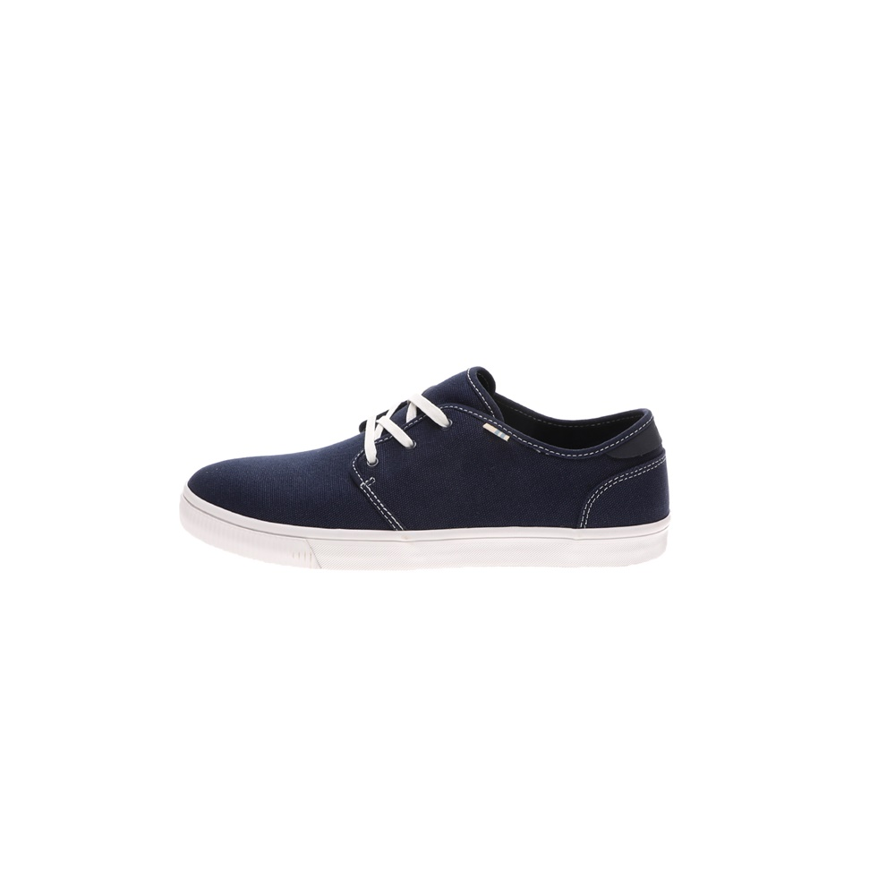 TOMS – Ανδρικά παπούτσια sneakers TOMS NVY CVS/CONTRST STC MN CARL SN μπλε