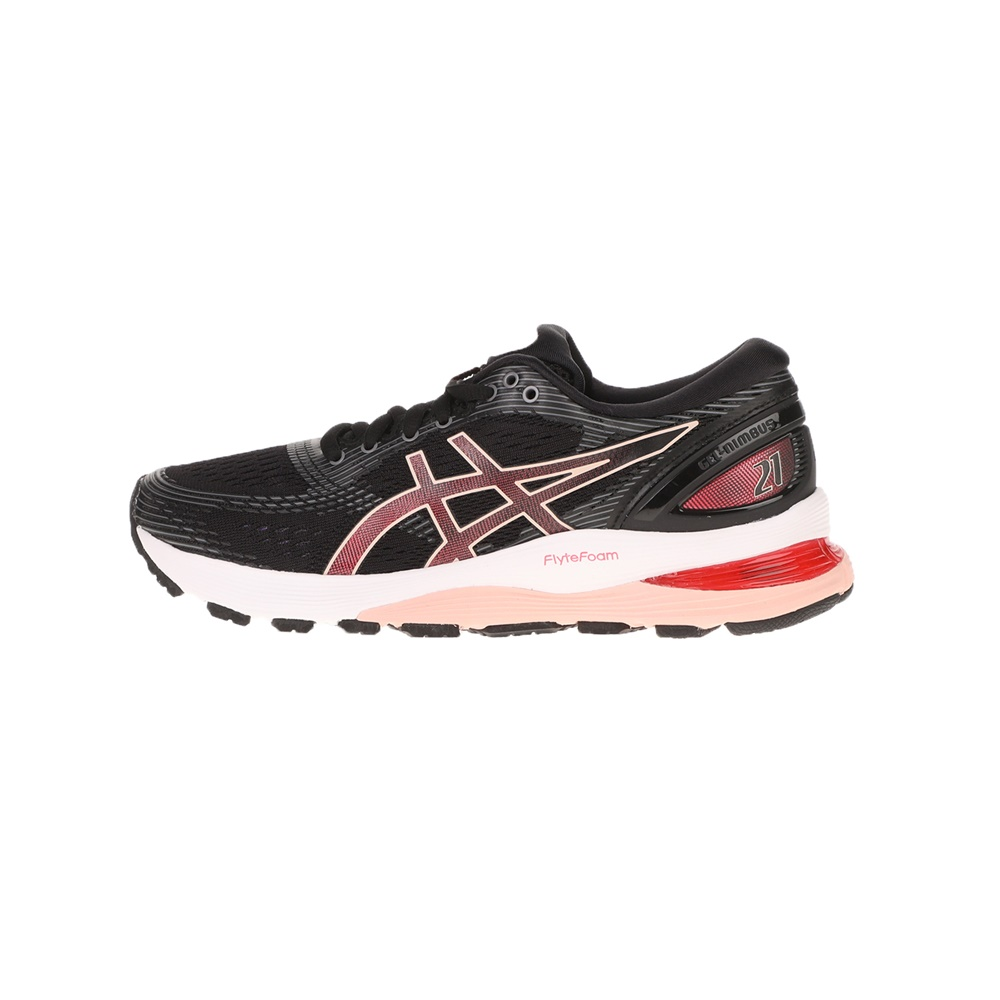 ASICS – Γυναικεία παπούτσια running ASICS GEL-NIMBUS 21 μαύρα ροζ
