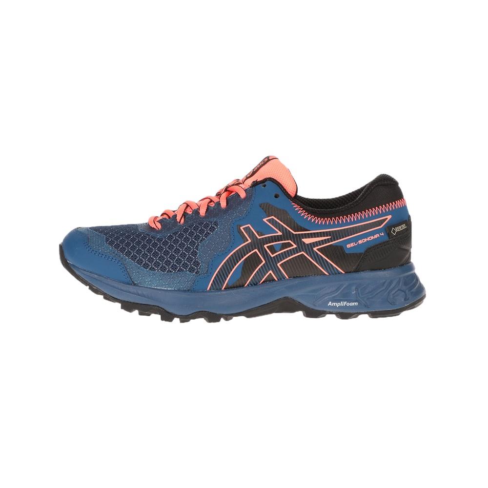 ASICS – Γυναικεία παπούτσια running ASICS GEL-SONOMA 4 μπλε ροζ