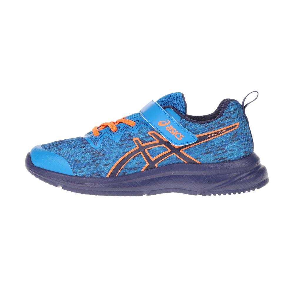 ASICS – Παιδικά παπούτσια ASICS SOULYTE PS μπλε πορτοκαλί