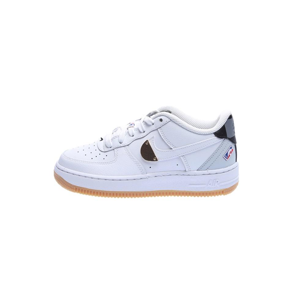 NIKE – Παιδικά sneakers NIKE AIR FORCE 1 LV8 1 HO20 (GS) λευκά