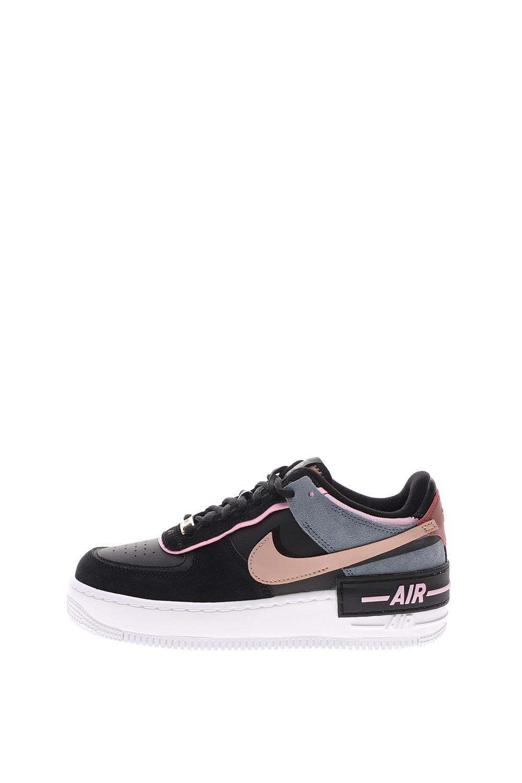 NIKE – Γυναικεία παπούτσια basketball NIKE AF1 SHADOW RTL μαύρα ροζ