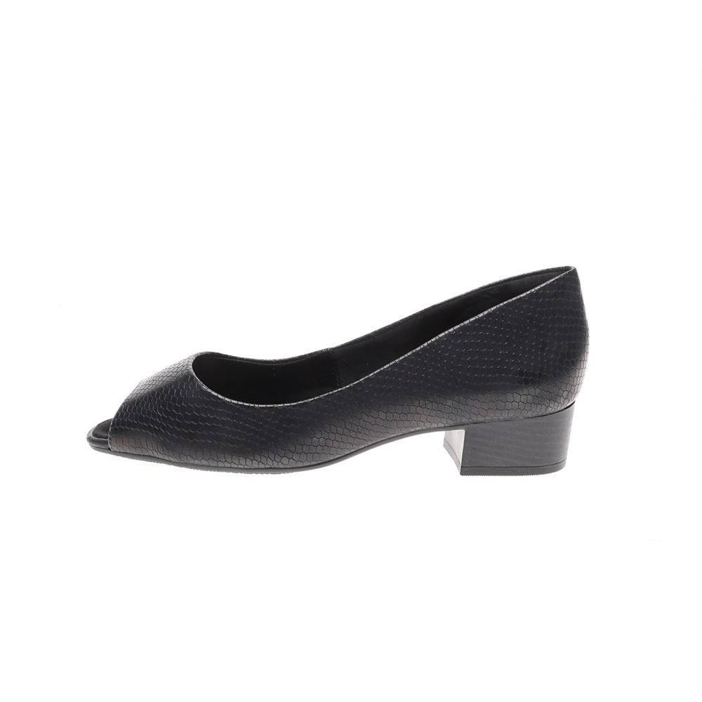RAMARIM – Γυναικείες peep toe γόβες RAMARIM μαύρες