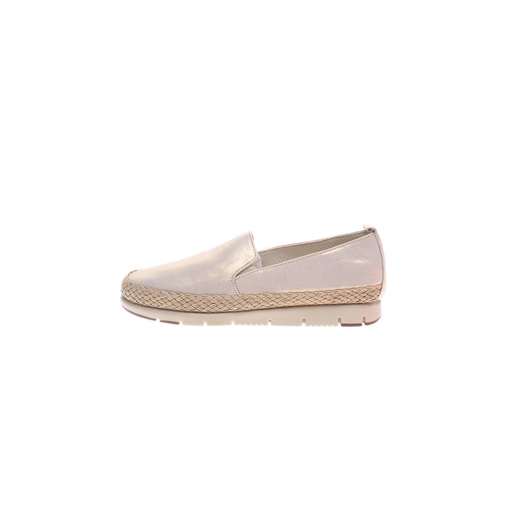 AEROSOLES – Γυναικεία slip on παπούτσια AEROSOLES FUCIL χρυσά