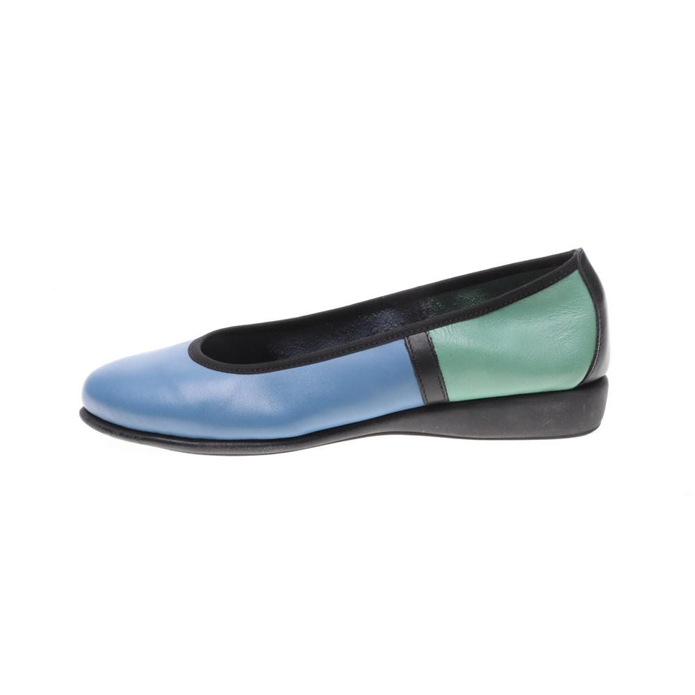 AEROSOLES – Γυναικείες μπαλαρίνες AEROSOLES AZZURO μπλε-πράσινες