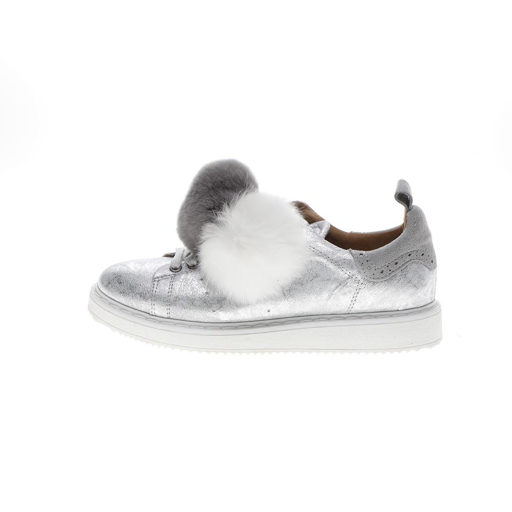 ZITA – Γυναικεία sneakers ZITA SPORT ασημί