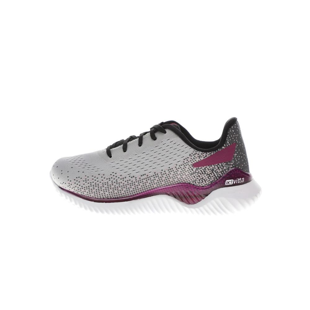 ACT VITTA – Γυναικεία sneakers ACT VITTA γκρι μοβ