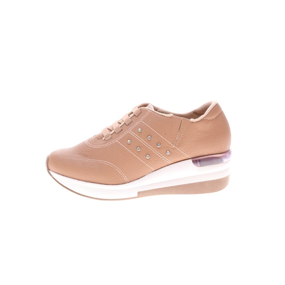 MODARE ULTRA COMFORT – Γυναικεία sneakers MODARE ULTRA COMFORT μπεζ