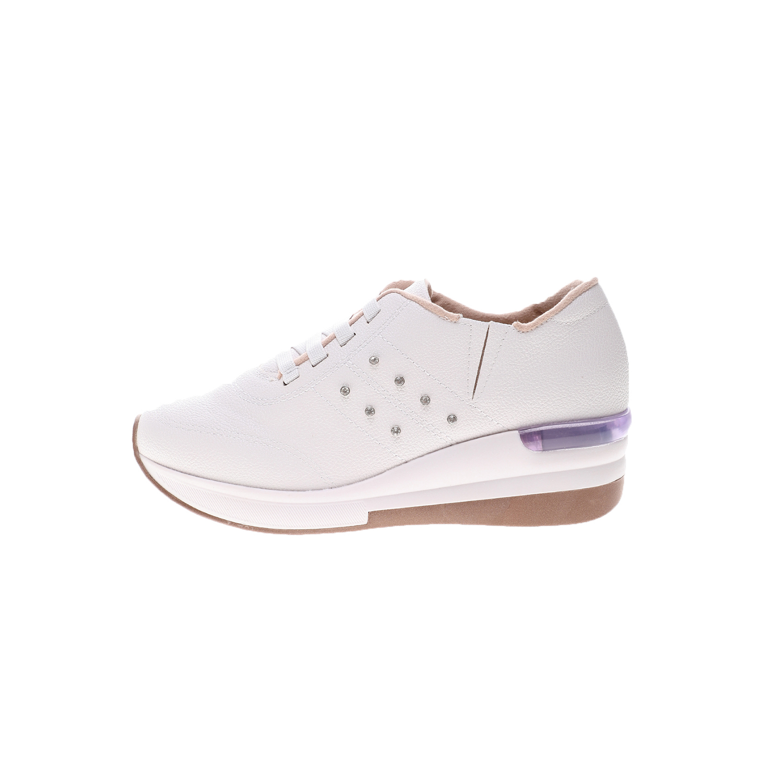 MODARE ULTRA COMFORT – Γυναικεία sneakers MODARE ULTRA COMFORT λευκά