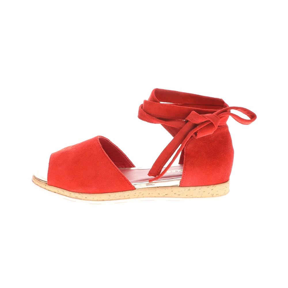 AEROSOLES – Γυναικεία flat πέδιλα AEROSOLES κόκκινα
