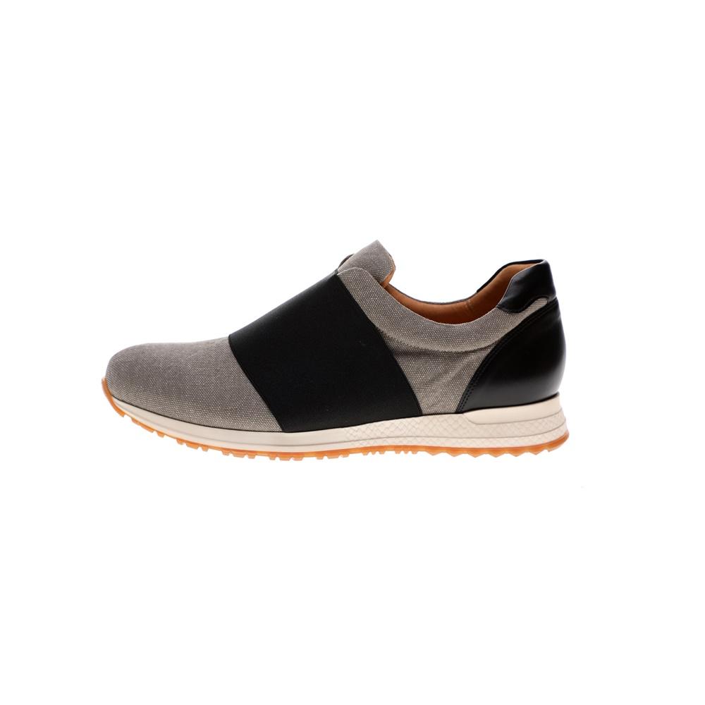CHANIOTAKIS – Ανδρικά sneakers CHANIOTAKIS SNEAKER JEANS 5380 γκρι μαύρα