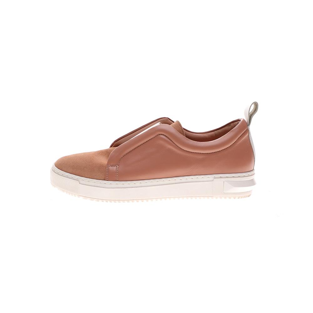 CHANIOTAKIS – Γυναικεία sneakers CHANIOTAKIS SOFTY 33940 ροζ