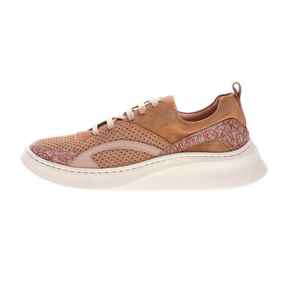 CHANIOTAKIS – Γυναικεία sneakers CHANIOTAKIS COLANDER μπεζ