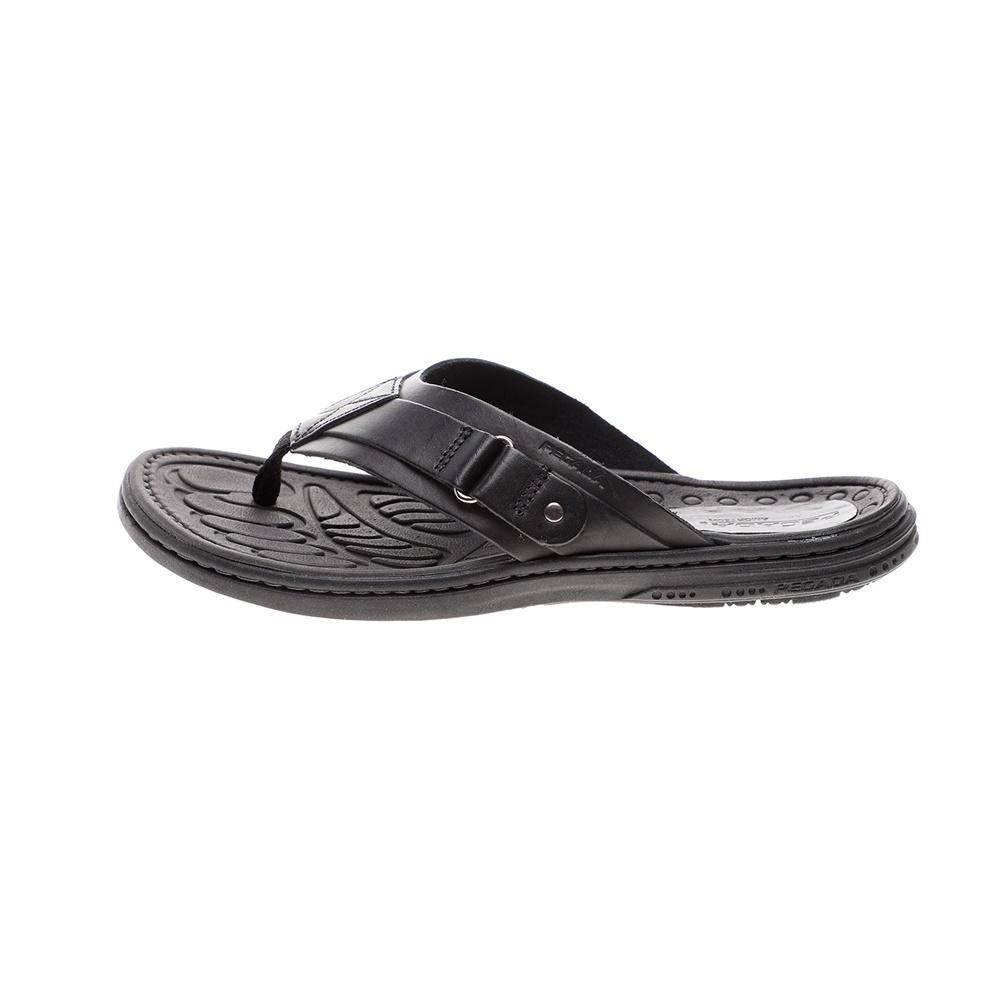 PEGADA – Ανδρικές παντόφλες PEGADA μαύρες