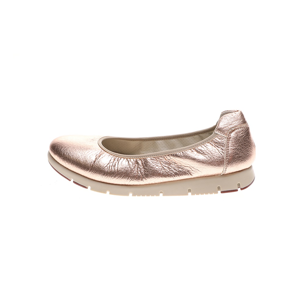 AEROSOLES – Γυναικεία παπούτσια slip on AEROSOLES ροζ χρυσά