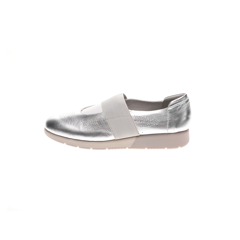 AEROSOLES – Γυναικεία παπούτσια slip on AEROSOLES ασημί