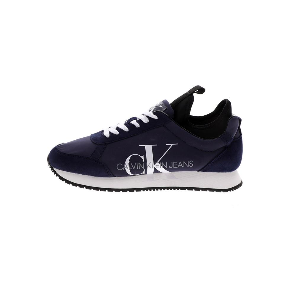 CALVIN KLEIN JEANS – Ανδρικά sneakers CALVIN KLEIN JEANS JEMMY μπλε