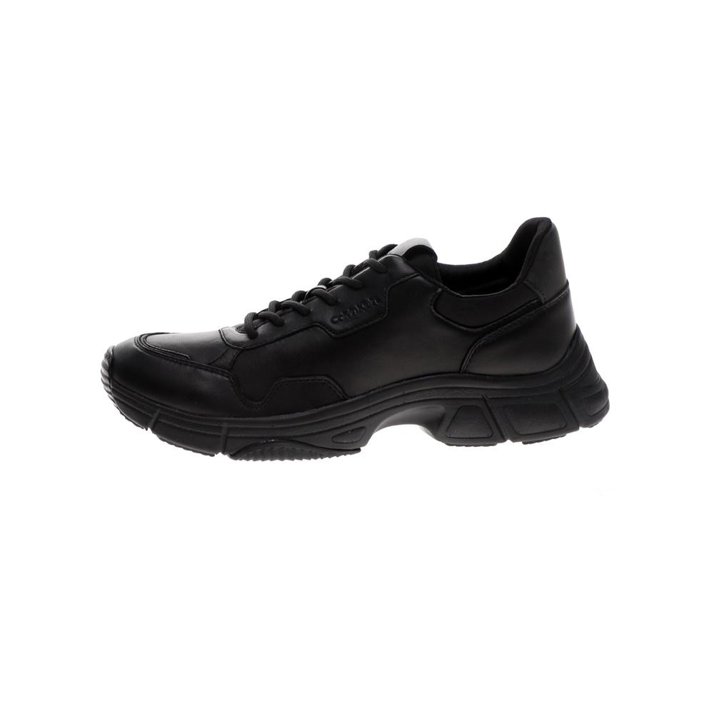 CALVIN KLEIN JEANS – Ανδρικά sneakers CA LVIN KLEIN JEANS DEMOS μαύρα