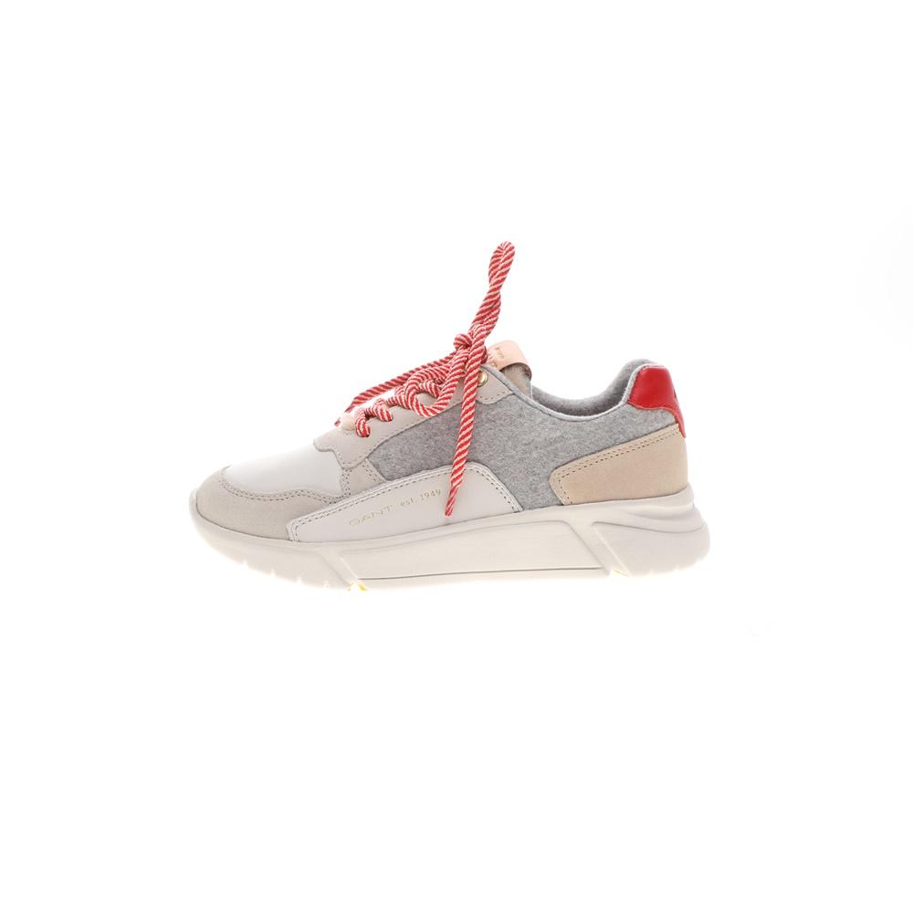 GANT – Γυναικεία sneakers GANT Madison εκρού γκρι