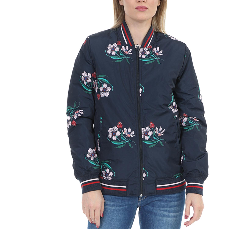 PEPE JEANS - Γυναικείο jacket PEPE JEANS SHIRLEY μπλε