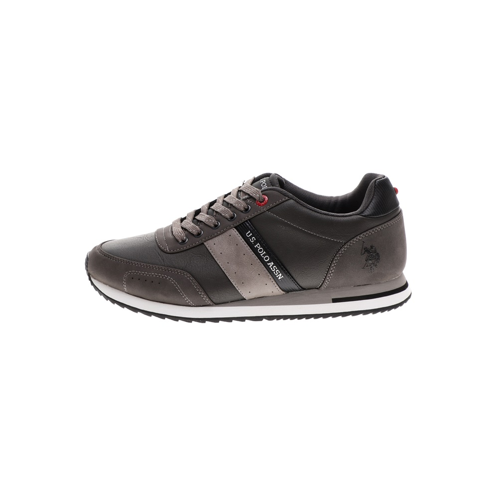 US POLO – Ανδρικά sneakers US POLO VANCE1 γκρι