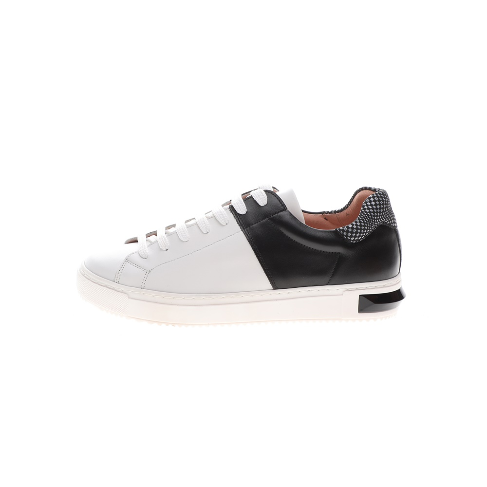 CHANIOTAKIS – Γυναικεία sneakers CHANIOTAKIS SNEAKER TRESOR 33940 λευκά μαύρα