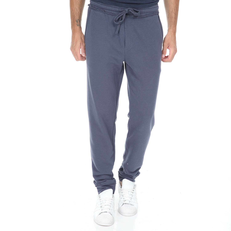 DIRTY LAUNDRY - Ανδρικό παντελόνι φόρμας DIRTY LAUNDRY μπλε
