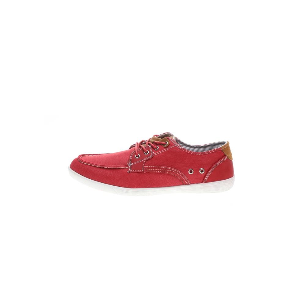 DORS – Ανδρικά παπούτσια DORS κόκκινα