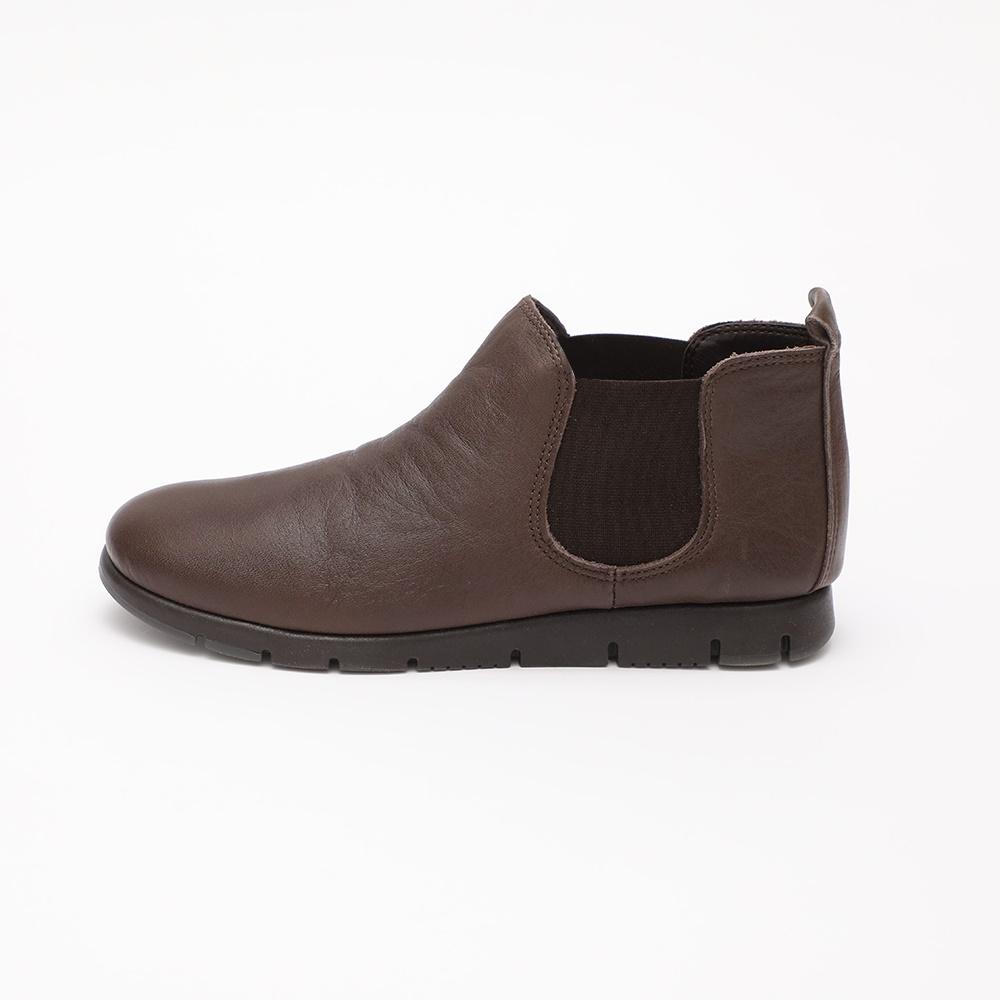 AEROSOLES – Γυναικεία ankle boots AEROSOLES καφέ