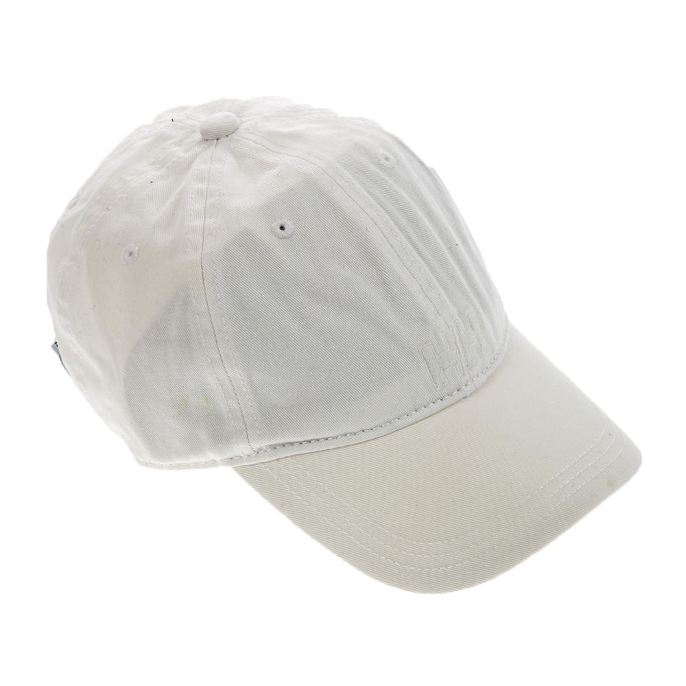 HELLY HANSEN - Καπέλο τζόκεϋ Helly Hansen λευκό ανδρικά αξεσουάρ καπέλα αθλητικά