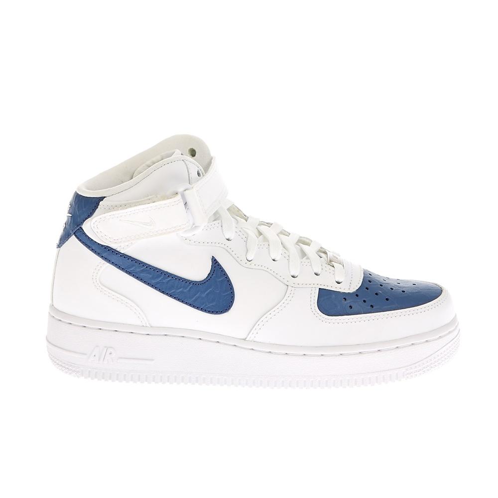 NIKE – Ανδρικά παπούτσια Nike AIR FORCE 1 MID λευκά