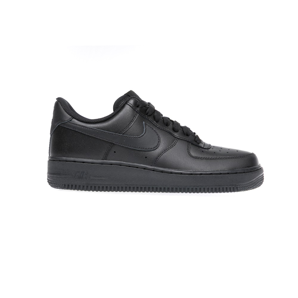 NIKE – Αντρικά αθλητικά παπούτσια NIKE AIR FORCE 1 μαύρα