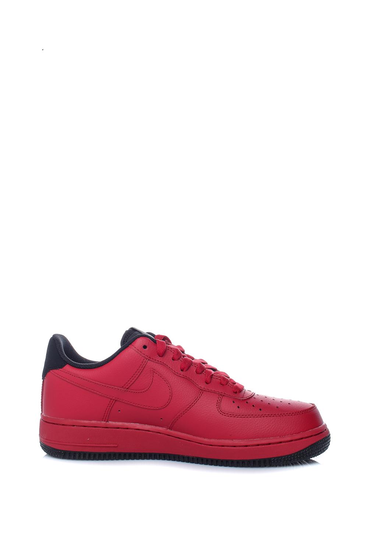 NIKE – Ανδρικά sneakers Nike AIR FORCE 1 '07 κόκκινα