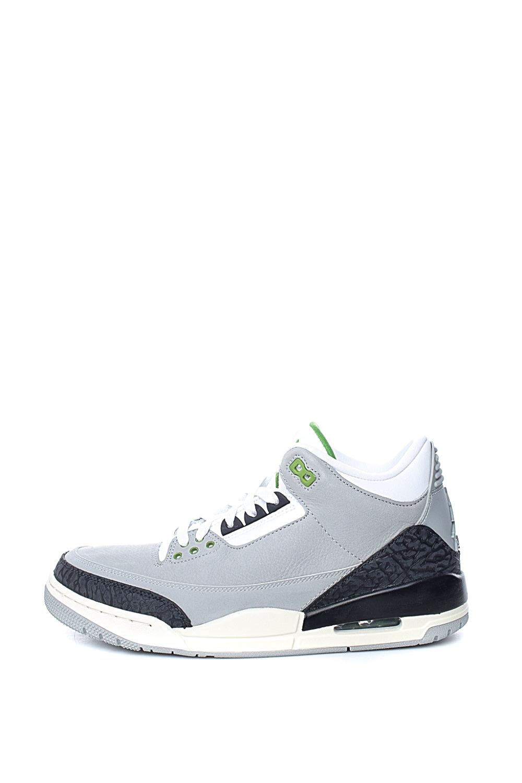 NIKE – Ανδρικά αθλητικά παπούτσια NIKE AIR JORDAN 3 RETRO λευκά