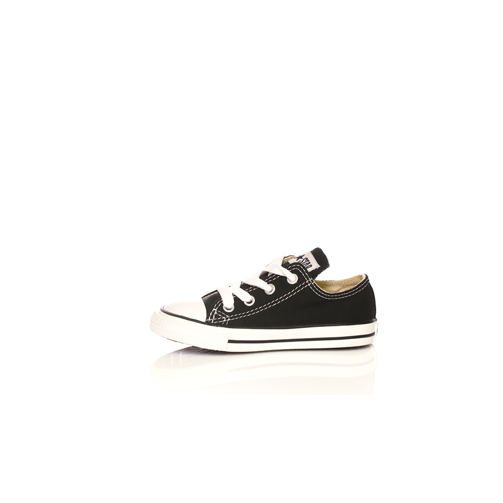 CONVERSE – Βρεφικά sneakers Converse Chuck Taylor OX μαύρα