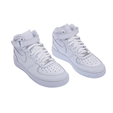 592708901bd Παιδικά παπούτσια NIKE AIR FORCE 1 MID λευκά (616063.1-0091 ...