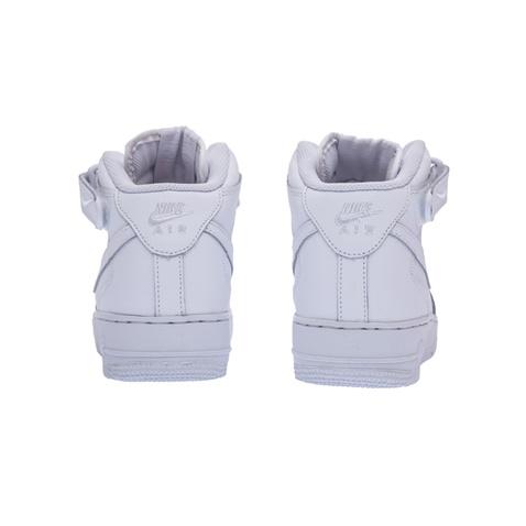 Παιδικά παπούτσια NIKE AIR FORCE 1 MID λευκά (616063.1-0091 ... 4ef65822e9f