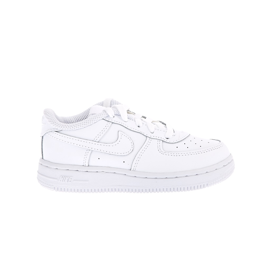 NIKE - Βρεφικά παπούτσια NIKE AIR FORCE 1 λευκά παιδικά baby παπούτσια αθλητικά