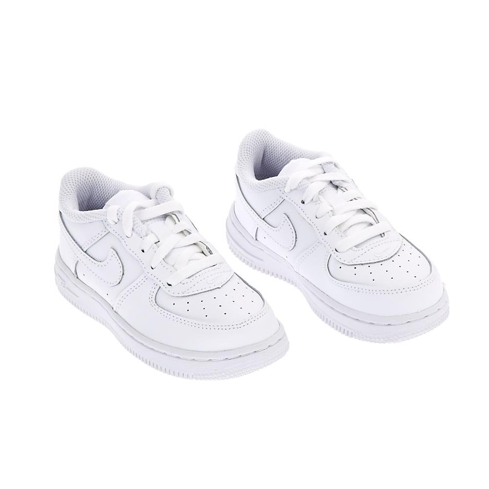 NIKE - Βρεφικά παπούτσια NIKE AIR FORCE 1 λευκά f56dbebfbc1