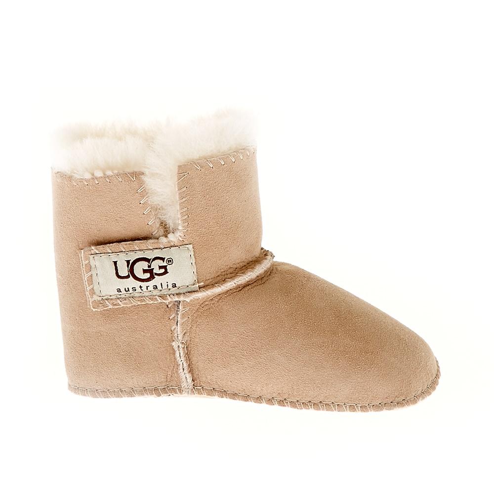 7659e861f53 UGG - Βρεφικά μποτάκια Ugg Australia μπεζ ⋆ EliteShoes.gr