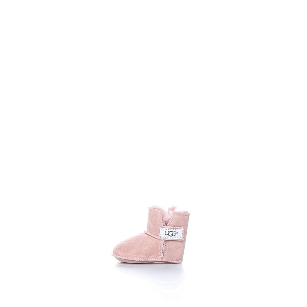 UGG – Βρεφικά μποτάκια Ugg Erin ροζ